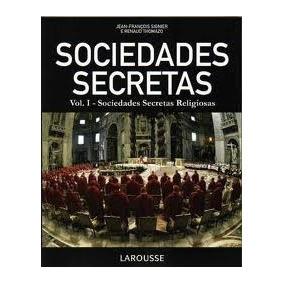Livro Sociedades Secretas=jean-françois Signer=larouse Socie
