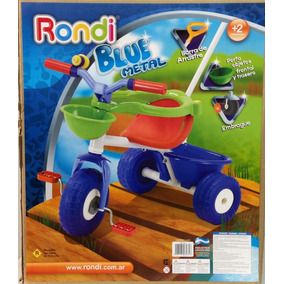 Rondi Triciclo Blue Metal