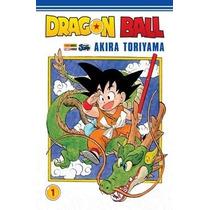 Mangá Dragon Ball Vários Volumes - Panini - Português - Novo
