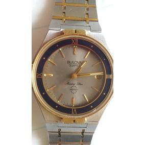 Reloj Bulova 90b27-t Original De Coleccion De Lujo Oferta