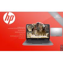 Laptop Hp Amd A8-7410 Radeon R5 500gb Dd Ram 8gb 14-av002la