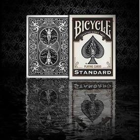 Envío Gratis, Baraja Bicycle Negra, Deck Negro.
