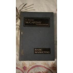Libro Marketing Básico, E. Jerome Mccarthy M(inglés)