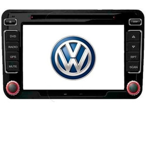 Central Multimídia Volks Dvd Original Amarok Jetta Tiguan