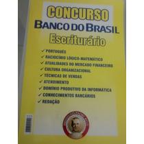 Livro Concurso Banco Do Brasil - Instituto Padre Réus
