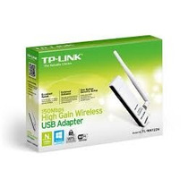 Antena Wifi Usb Largo Alcance Tp Link 150mbps Tl-wn722n