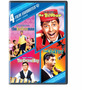 Dvd Jerry Lewis Coleccion / Incluye 4 Films