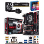 Kit Core I7 6700k + Corsair H60 + Ga-h170-gaming 3 +8gb Ddr4
