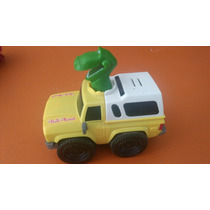 Toy Story Pizza Planet Car Y Rex 14 Cm