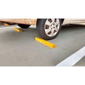 Segregador Bate Roda - Limitador Vaga Estacionamento Durável