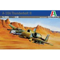 Italeri Avion A10 A Thunderbolt Il 1/48 Armar Alto Detalle !