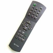 Controle Remoto Tv Lg Tubo 14 A 29 Polegadas