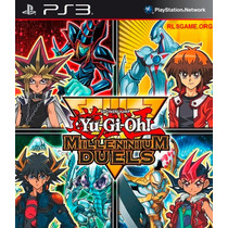Yu-gi-oh! Millenium Duels Ps3