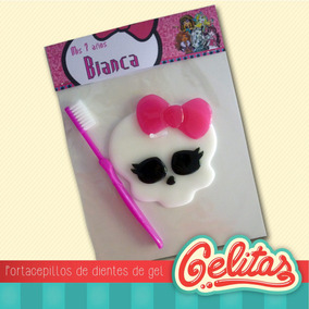 Monster High. Souvenir Portacepillos Con Cepillo Dental