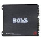 Modulo De Potencia Boss 1200w R3004m Riot Made In Usa Nfe
