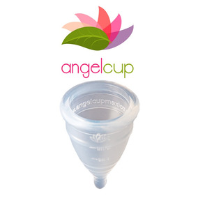 Copa Menstrual Angelcup Cristal