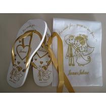 Lembranca Para Padrinho De Casamento Sandalia Personalizada