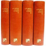 Liturgia De Las Horas Para América Latina 4 Tomos Ddb