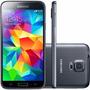 Samsung Galaxy S5 16gb G900m Preto Usado +capa+pelicula