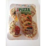 Mini Pizza Congelada - Bandeja C/ 5 Unidades