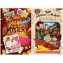 Gravity Falls - Dipper And Mabel - 2 Libros En Inglés