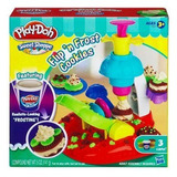 Play-doh Fabrica De Galletitas Little Debbie Snack Hasbro