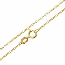 Corrente Ouro De 18k Cartier 60 Centímetros