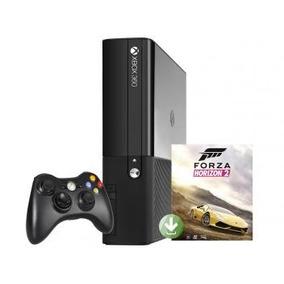 Console Xbox 360 500gb Microsoft 1 Controle - Com 1 Jogo Via