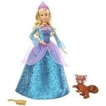 Mattel Barbie En La Isla De La Princesa Princesa Rosella Do