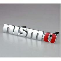 Emblema De Parrilla Nissan Nismo Japon Tsuru Sentra March