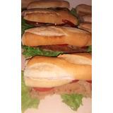 Sandwich Milanesa X 10 Con Lyt X Mayor. Kioscos, Eventos