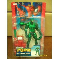 Scorpion Tail Strike Spider Man