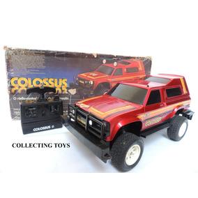Controle Remoto - Colossus Da Estrela - Anos 80 (c 3)