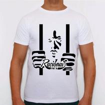 Camisa Racionais Mcs Personalizada Vidaloka Plt