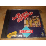 Tigres Del Norte Cd El Tahur Fonovisa 1998