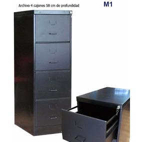 Fichero Metalico 56cm Prof