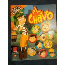 Album El Chavo Del 8. Salo. Televisa.