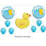 Es Un Muchacho De Caucho Ducky Baby Shower Globos Decoracio