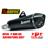 Escape Akrapovic Titanium Bmw F650/700/800gs Adventure Qpg