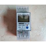 Medidor Consumo De Energia Monofásico 220v 65a Reset Fp