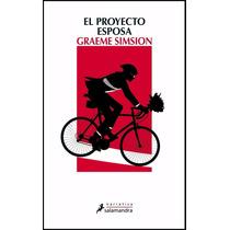 Libro: El Proyecto Esposa - Graeme Simsion - Pdf