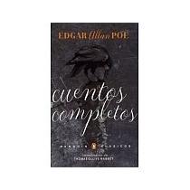 Libro Cuentos Completos Edgar Allan Poe + Regalo