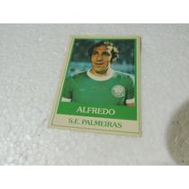 Card Original Alfredo Nº 28 Palmeiras Futebol Ping Pong