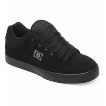 Zapatillas Dc Pure Full Black - Originales! Envios !!