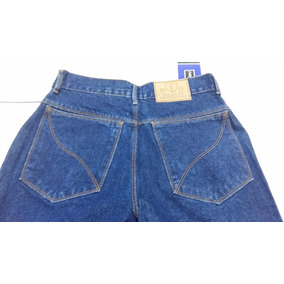 Calça Yves Saint Laurent,etiqueta De Couro, Clássico Anos 80