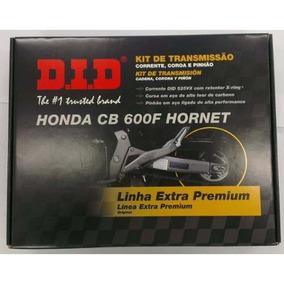 Kit Relacao Did Honda Hornet 2008 A 2014 Cbr600f 2011 A 2014