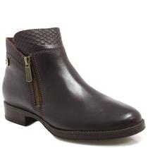 Bota Ankle Boot Bottero Zíper 267602 (nota Fiscal) | Zariff