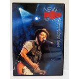Dvd Estreno Bruno Mars New Pop Festival Origin Nuevo Cerrado
