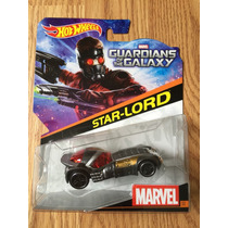 Star Lord Guardianes De La Galaxia Hot Wheels