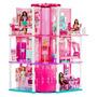 Casa De Los Sueños De La Barbie X Rosada